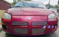 Billet Grille Set (4pc)