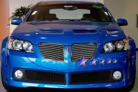 Billet Grille Overlay (2pc) (Polished)