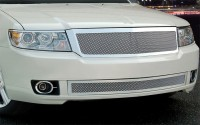 Classic Stainless Steel Fine Mesh Grilles (Upper & Lower)