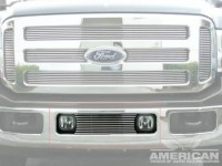 Bumper Billet Grille - Between Lights