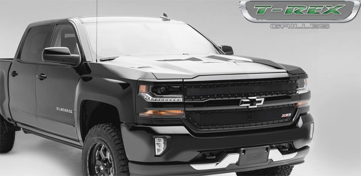 Custom Billet Grille for Trucks, SUV's and Cars, Aftermarket Truck