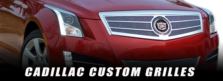 Cadillac Custom Grilles and Billet Grilles