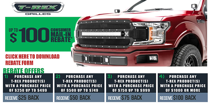 Custom billet grille for trucks suvs and cars custom grilles slide 1 trex mail in rebate fandeluxe Choice Image