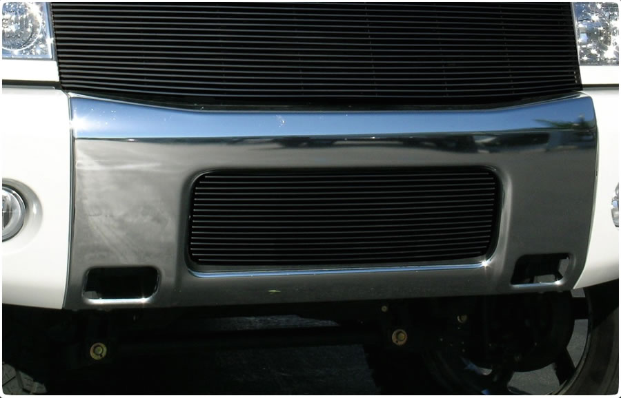Replacement Custom Billet Grille (All Black) [20780B] : American Truck N Auto Accessories, Where ...