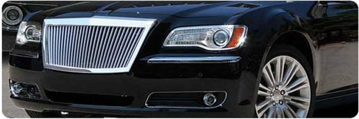 2011, 2012 Chrysler 300 Custom Grilles, Billet Grilles, Aftermarket