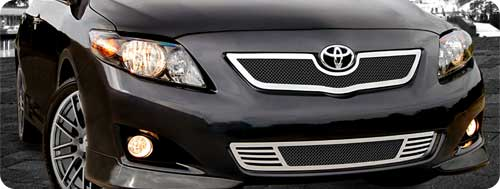 Toyota Corolla Billet Grilles