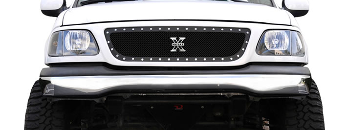 ford f150 grille accessories F150 Aftermarket Grill